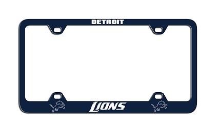 Detroit Lions | Laser License Plate Frame