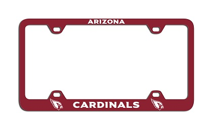 Arizona Cardinals | Laser License Plate Frame