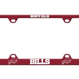 Buffalo Bills | Laser License Plate Frame