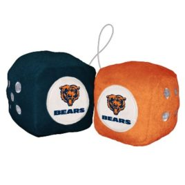 Chicago Bears | Fuzzy Dice