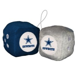 Dallas Cowboys | Fuzzy Dice