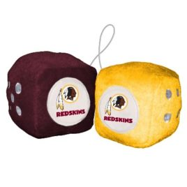 Washington Redskins | Fuzzy Dice