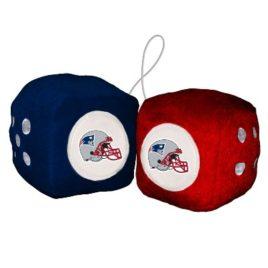 New England Patriots | Fuzzy Dice