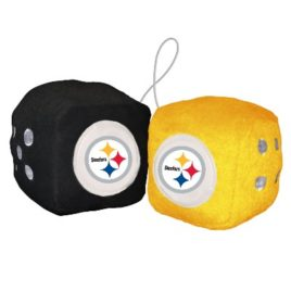 Pittsburgh Steelers | Fuzzy Dice