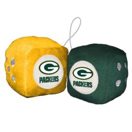 Green Bay Packers | Fuzzy Dice