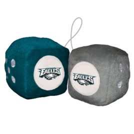 Philadelphia Eagles | Fuzzy Dice