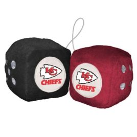 Kansas City Chiefs | Fuzzy Dice