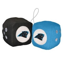 Carolina Panthers | Fuzzy Dice