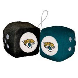 Jacksonville Jaguars | Fuzzy Dice