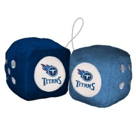Tennessee Titans | Fuzzy Dice