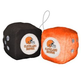 Cleveland Browns | Fuzzy Dice