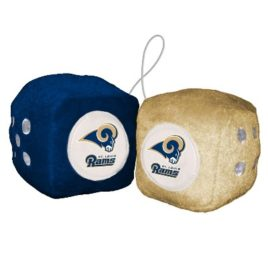 St. Louis Rams | Fuzzy Dice