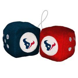 Houston Texans | Fuzzy Dice