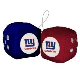New York Giants | Fuzzy Dice