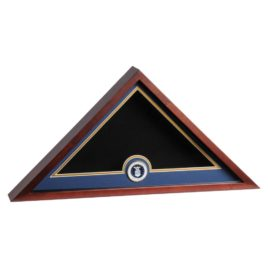 Medallion Flag Display Case - Air Force